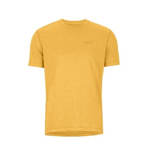 Tricou Barbati Marmot Conveyor Tee SS Solar Heather (Galben)