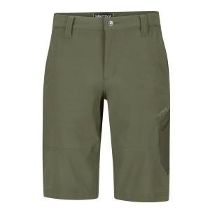 Pantaloni Scurti Drumetie Barbati Marmot Limantour Short Nori (Verde)