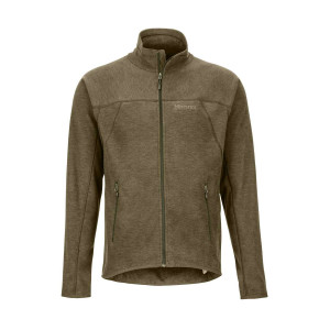Polar Drumetie Barbati Marmot Pisgah Fleece Jacket Nori (Verde)