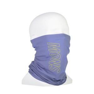 Neckwarmer Unisex Mons Royale Daily Dose Blue Fog