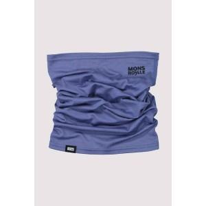 Neckwarmer Unisex Mons Royale Daily Dose Blue Velvet