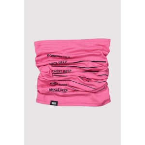 Neckwarmer Unisex Mons Royale Daily Dose Pink