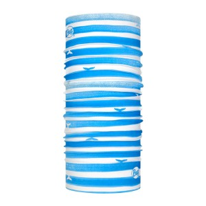 Bandana Unisex Buff New Original Wave Blue (Albastru)
