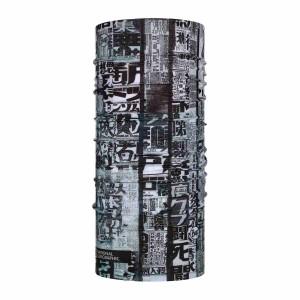 Bandana Unisex Buff New Original Lic Ng Osu Grey (Multicolor)