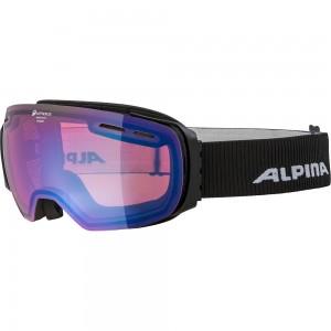 Ochelari Schi si Snowboard Alpina Granby QHM black/blue sapphire