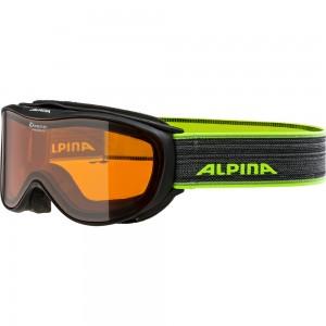 Ochelari Schi si Snowboard Alpina Challenge 2.0 DH Black
