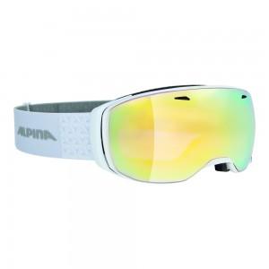 Ochelari Ski si Snowboard Femei Alpina Estetica White QVMM Gold