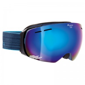 Ochelari Schi si Snowboard Alpina Granby MM Navy/Nightblue