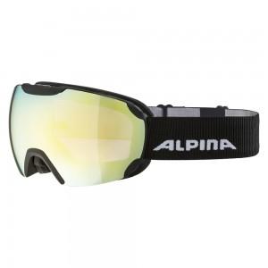 Ochelari Schi si Snowboard Alpina Pheos black matt QHMM gold sph