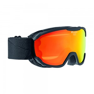 Ochelari Ski si Snowboard Alpina Pheos Jr Black MM Orange