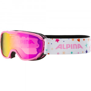 Ochelari Schi si Snowboard Alpina Pheos JR HM rose/pink