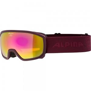 Ochelari Schi si Snowboard Alpina Scarabeo JR HM cassis/pink sapphire