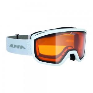 Ochelari Ski si Snowboard Alpina Scarabeo S White DH