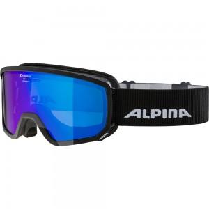 Ochelari Schi si Snowboard Alpina Scarabeo S HM black/blue