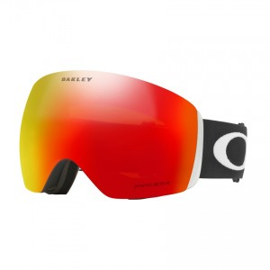 Ochelari Schi si Snowboard Oakley Flight Deck Matte Black / Prizm Torch Iridium