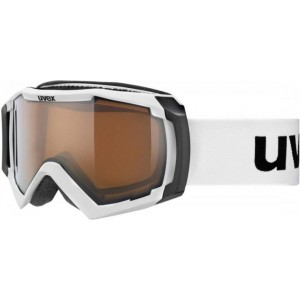 Ochelari Ski si Snowboard Uvex Apache 2 Polavision Pro White