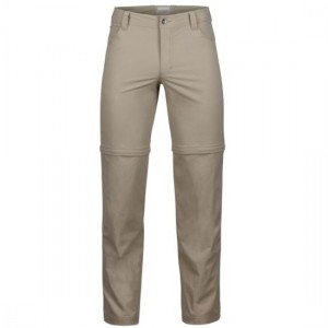 Pantaloni Barbati Hiking Marmot Transcend Convertible Verde Deschis
