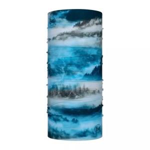 Bandana Tubulara Drumetie Unisex Buff New Original Hollow Blue
