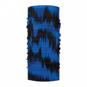 Neck Tube Buff New Original Adulti Pulse Cape Blue