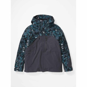 Geaca Ski Barbati Marmot Torgon Jacket Snow-Ridge Camo/Dark Steel (Multiclor)