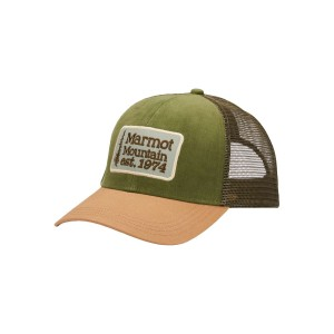 Sapca Marmot Retro Trucker Hat Nori Corduroy/Scotch (Multicolor)
