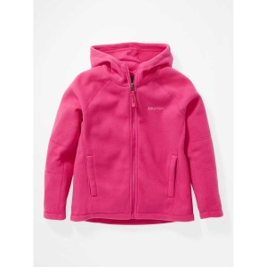 Polar Copii Marmot Rocklin Hoody Very Berry (Roz)
