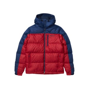 Geaca Puf Barbati Marmot Guides Down Hoody Brick/Arctic Navy (Multicolor)