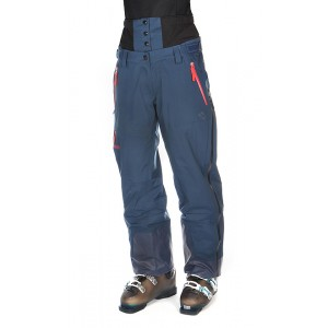 Pantaloni Schi si Snowboard Pro Mountain Saint Helen Albastri