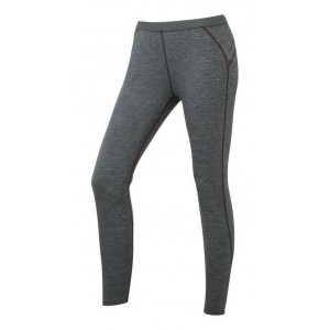 Pantaloni Corp Femei Montane Primino 140 Grey