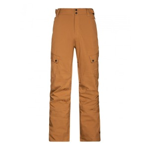 Pantaloni Snowboard Barbati Protest Zucca 20 Beige (Bej)