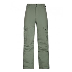 Pantaloni Snowboard Barbati Protest Zucca 20 Green Spray (Verde)