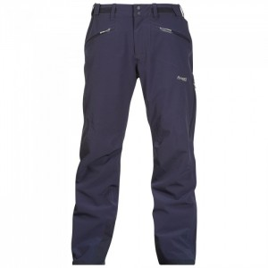 Pantaloni schi si snowboard Bergans Oppdal Insulated Navy