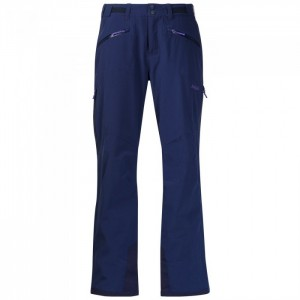 Pantaloni schi si snowboard Bergans Oppdal Insulated Lady Navy
