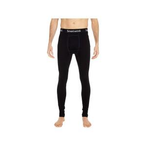 Pantaloni First Layer Barbati Smartwool Merino 250 Base Layer Bottom Boxed Black (Negru)