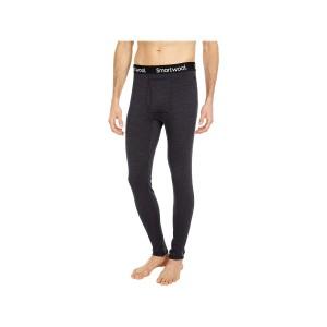 Pantaloni First Layer Barbati Smartwool Merino 250 Base Layer Bottom Boxed Charcoal Heather (Antracit)