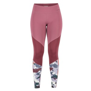 Pantaloni First Layer Femei Marmot Lightweight Lana Tight Dry Rose/Claret (Visiniu)