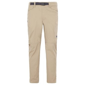 Pantaloni Hiking The North Face Straight Paramount 3.0 Convertible M Bej