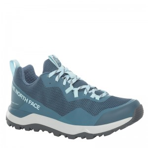 Pantofi Drumetie Femei The North Face W Activist Futurelight Mallard Blue/Star Light Blue (Albastru)