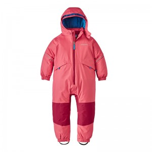 Costum Schi si Snowboard Patagonia Snow Pile One-Piece Baby K Roz