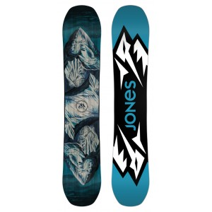 Placa Snowboard Barbati Jones Mountain Twin 2019