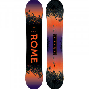 Placa Snowboard Rome Blackjack 159 2020