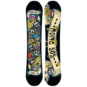 Placa Snowboard Rome Label 2018