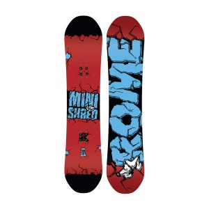 Placa Snowboard Rome Minishred 2018