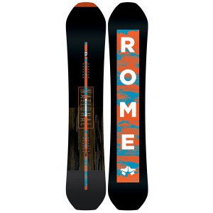 Placa Snowboard Barbati Rome SDS National 2019