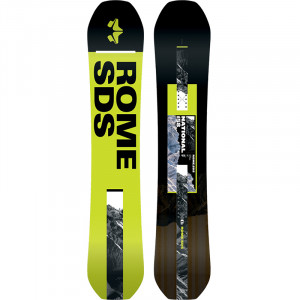 Placa Snowboard Rome Mechanic 159 2020