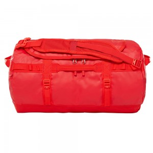 Geanta The North Face Base Camp Duffel S Rosu
