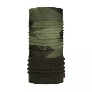 Bandana Tubulara Drumetie Copii Buff New Polar Junior Big Camu Khaki