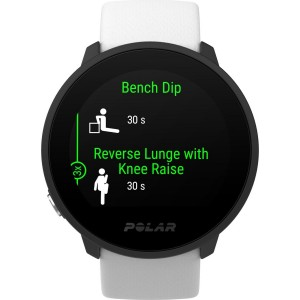 Ceas Fitness Polar Unite Alb S-L Wrist HR