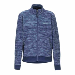 Polar Copii Marmot Boy's Couloir Fleece Arctic Navy Heather (Bleumarin)