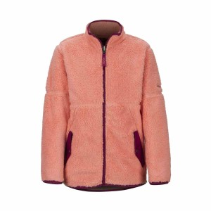Polar Copii Marmot Girl's Lariat Fleece Spritzer (Portocaliu)